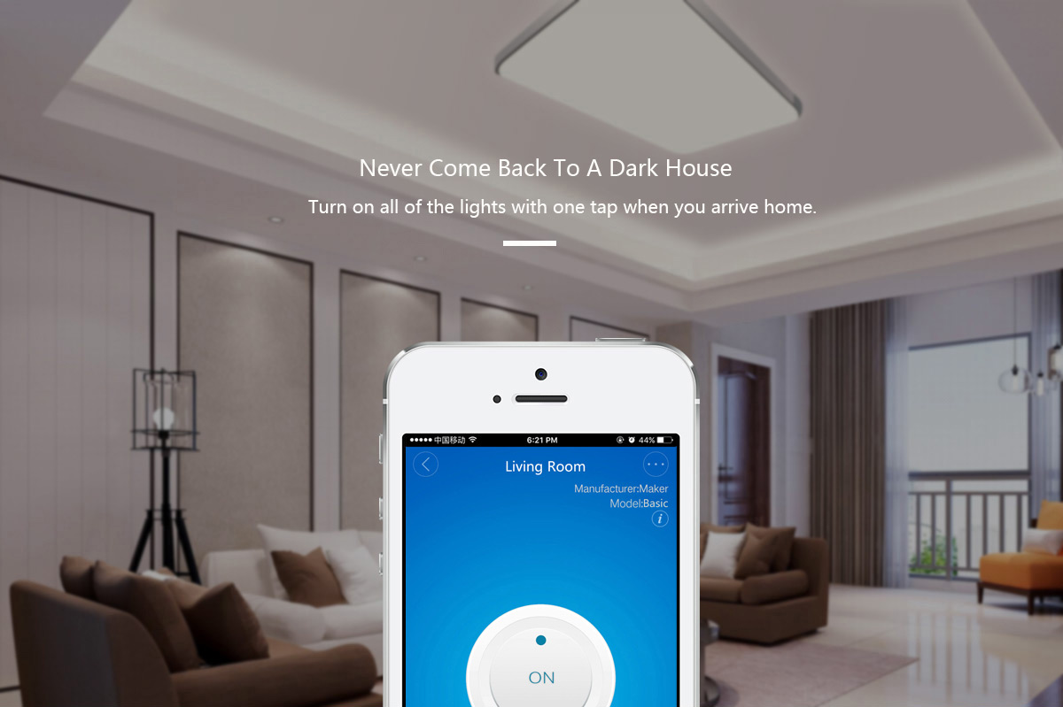 Sonoff Basic WiFi Wireless Smart Switch