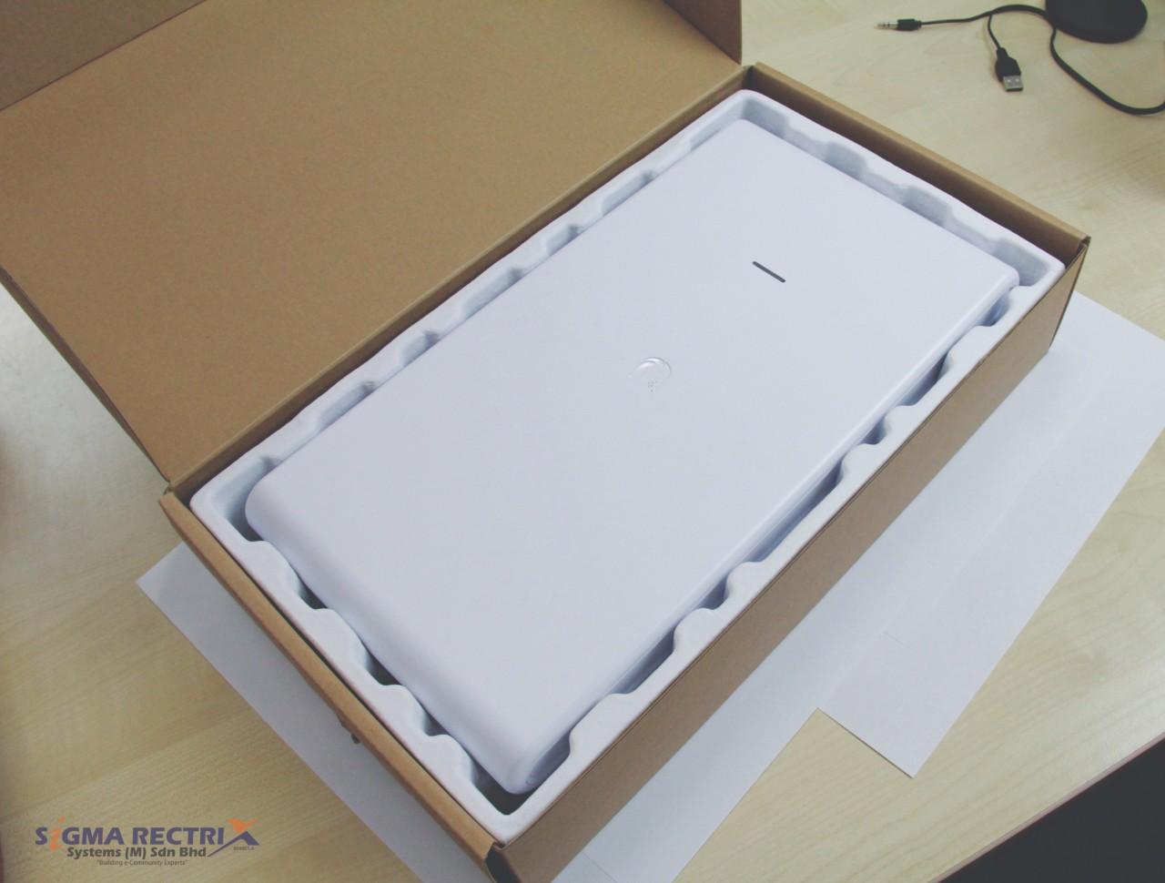 Ubiquiti UAP-AC-M-PRO UniFi AC Mesh Pro Dual Band AP 802.11n//ac 1300+450Mbps